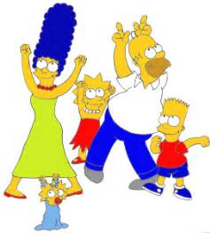 imagenes de la familia simpson los simpson los simpsom imagenes de toda la familia