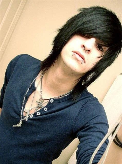 emo hairstyles guys long hair the simple boy emo hairstyle for current hairstyle tiny