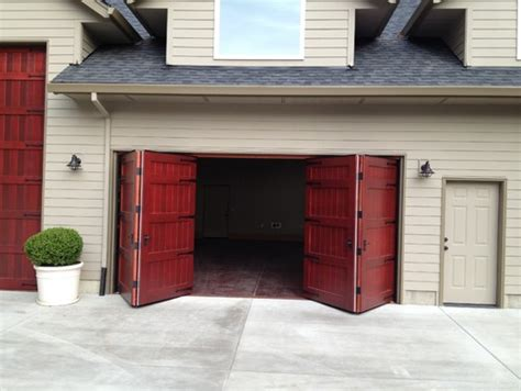 more switching from overhead garage doors to