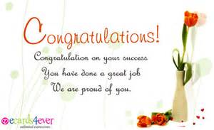 congratulation greeting cards congratulations greetings ecards from www ecards4ever