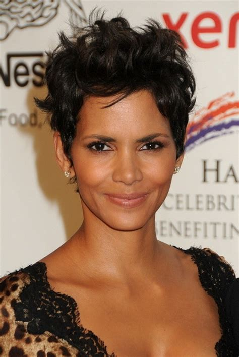 how to get halle berrys pixie cut picture of halle berrys hair style short hairstyle 2013