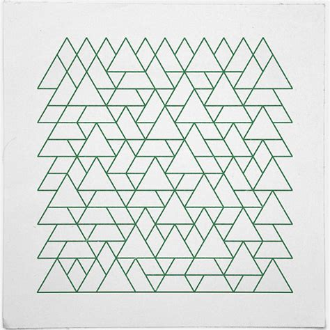 triangle pattern outline triangle friday 19 graphique fantastique
