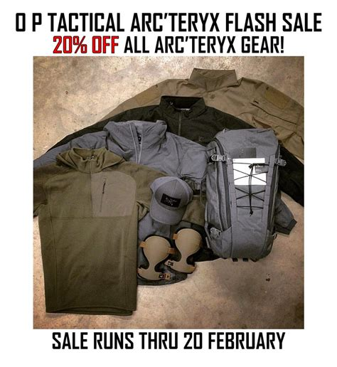 arc teryx sale o p tactical arc teryx sale soldier systems daily