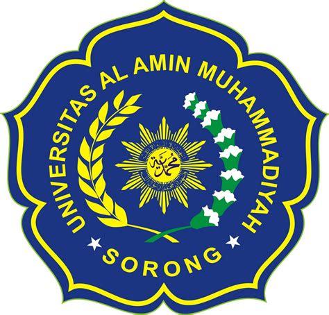 Habatussauda Al Amin Ums logo universitas al amin unamin muhammadiyah sorong kumpulan logo indonesia