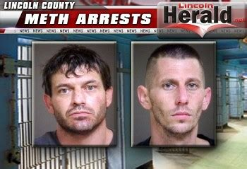 Lincoln County Nc Warrant Search Search Warrant Leads To Meth Arrests Lincoln Herald Lincolnton Nc