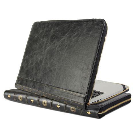 Premium Macbook Pro Retina 13 Inch Leather Beige Original mabook pro retina 13 sleeve gmyle book vintage black pu leather cover ebay