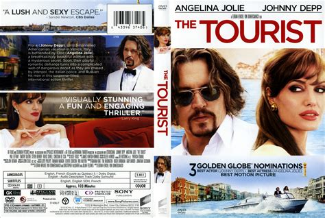 the tourist 2010 ws r1 dvd cd label dvd cover front cover