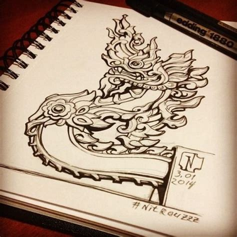 naga dragon tattoo 8 best naga tattoo images on pinterest tattoo ideas