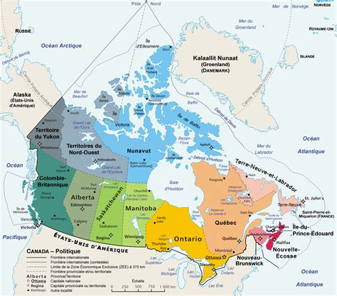 file carte administrative du canada png wikimedia commons