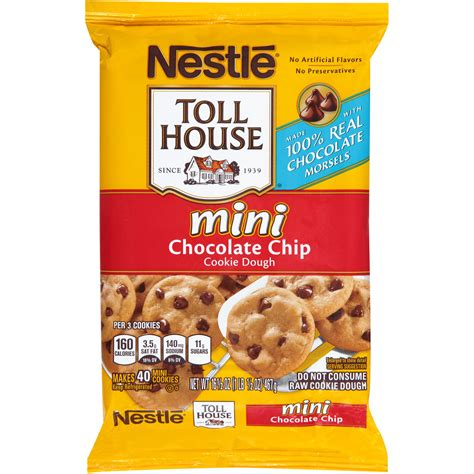 Toll House Chocolate Chip Cookies by Original Nestle Toll House Chocolate Chip Cookies