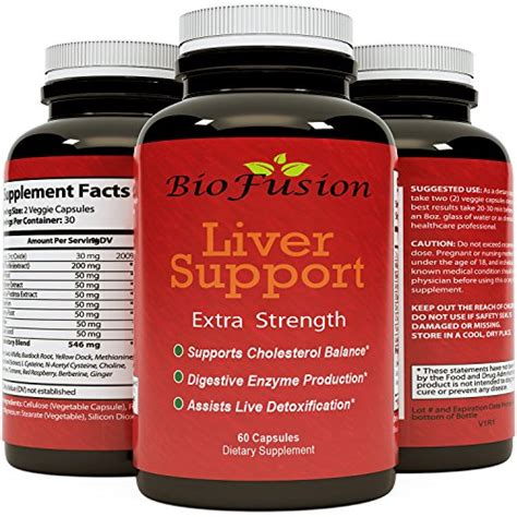 Best Liver Detox Medicine by Top Best 5 Milk Thistle Liver Support For Sale 2016
