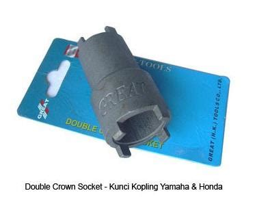 Mahkota Universal jual crown socket kunci kopling mahkota 9609 great harga murah surakarta oleh cv raswo