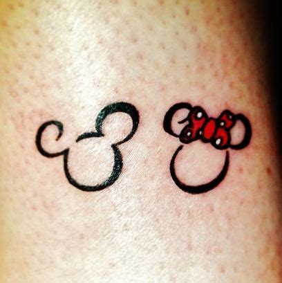 21 beautiful minnie mouse tattoos