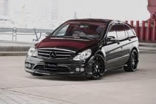 Mercedes R Class R350 Mercedes R Class By Wald International Car News