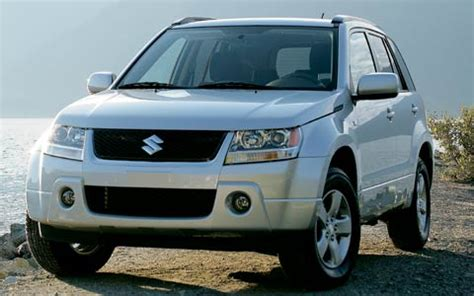 Suzuki 2006 Problems 2006 Suzuki Grand Vitara Overview Cargurus