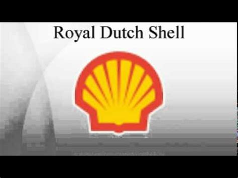 Royal Dutch Shell Mashpedia Free Video Encyclopedia Royal Shell Ppt