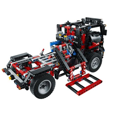 lego technic truck lego image lego technic up tow truck 9395