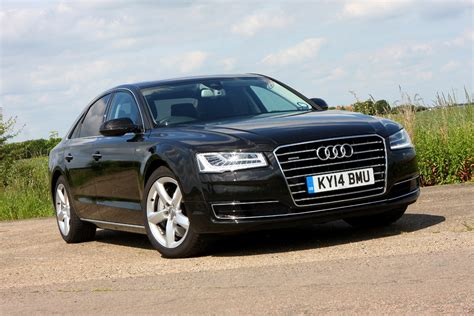 audi a8 photos audi a8 saloon 2010 photos parkers