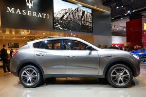 Maserati 4wd 2016 Maserati Levante Suv Archives Suv News And Analysis