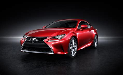 lexus rc convertible car and driver