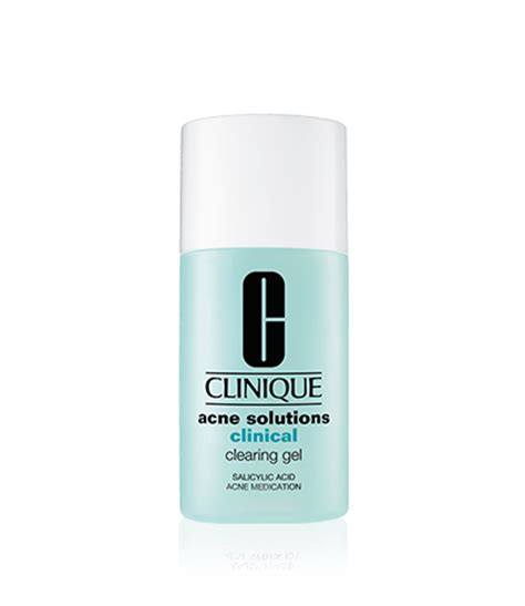 Clinique Acne Solutions Clearing Moisturizer acne solutions clinical clearing gel clinique