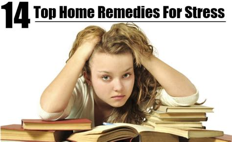 top home remedies for stress search home remedy