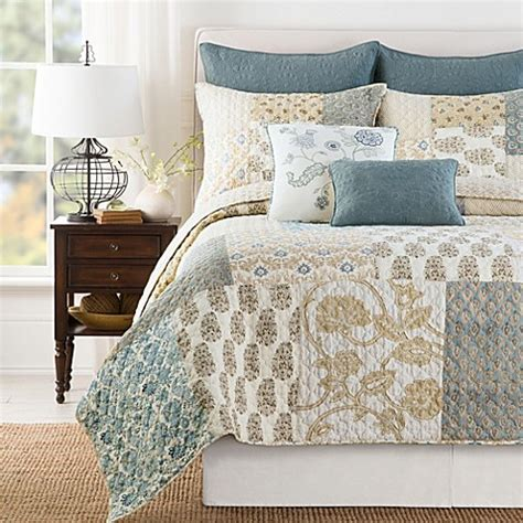 b smith bedding b smith 174 ashlyn quilt bed bath beyond