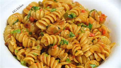 pasta recepies download video indian style pasta recipe spicy masala