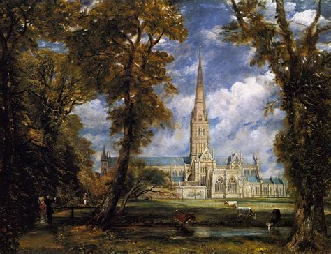 by john constable salisbury cathedral john constable winning at everything