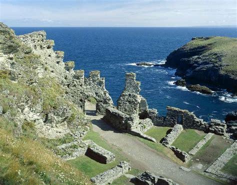 Tinta Gl Tintagel Castle Heritage