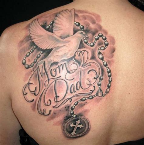 rip mom and dad tattoo designs rip tattoos best rest in peace designs and ideas