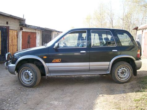 Kia Sportage 1997 Review Kia Sportage 1997 Review Amazing Pictures And Images