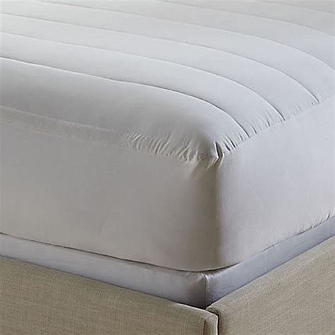 bed bath beyond mattress pad perfect comfort waterproof mattress pad bed bath beyond