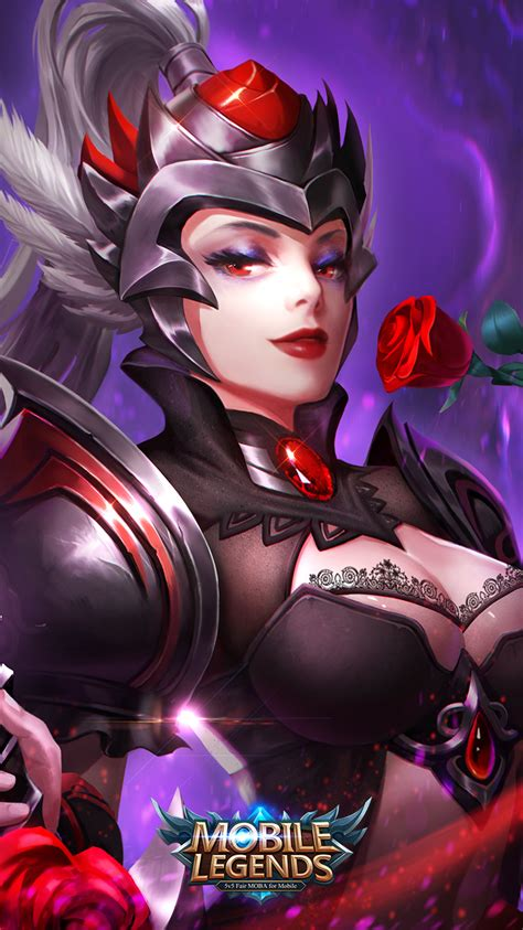 wallpaper mobile legend fanny 43 new awesome mobile legends wallpapers mobile legends