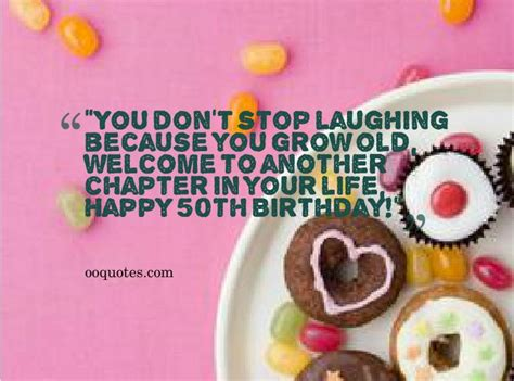 Happy Fifty Birthday Wishes Happy 50th Birthday Quotes Quotesgram