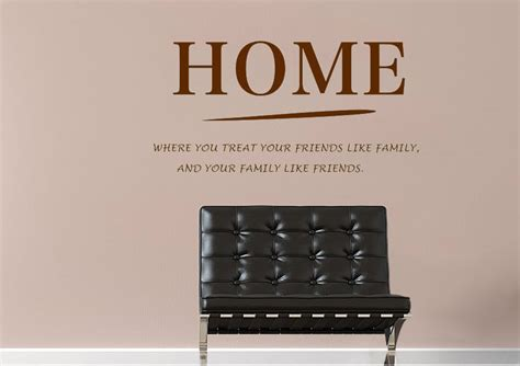 home wall stickers quotes home text quotes wall stickers adhesive wall sticker