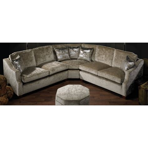Curved Corner Sofas Clay Left Hand Facing Curved Corner Curved Corner Sofas