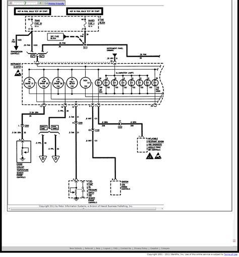 98 chevy tahoe lt 5 7l v8 auto 4wd wiring diagram fuel