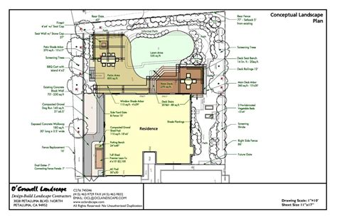 Patio Layout Design From The Drawing Board Novato Back Yard Pool Removal