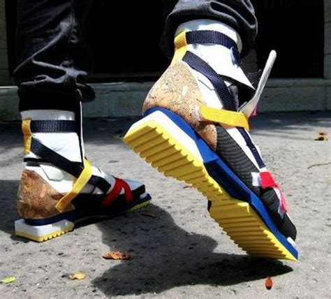 Raf Simons Lego Shoes by The Pension Talk In Nigeria In 2019 Walkers Shoes Hiking Boots Fashion Shoes