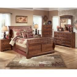 timberline sleigh bedroom set signature design by ashley chateau brown sleigh bedroom set homelegance furniture cart