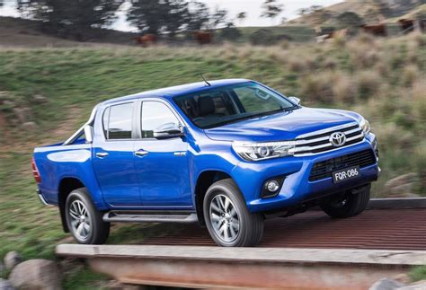 Toyota Hilux 2016 2016 Toyota Hilux Unveiled On Sale In Australia In