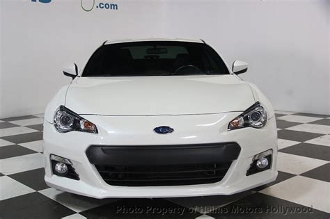 subaru coupe 2015 2015 used subaru brz 2dr coupe automatic limited at haims
