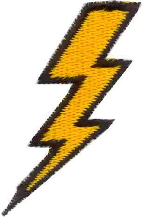embroidery design lightning bolt graphic impressions embroidery design lightning bolt 1 55