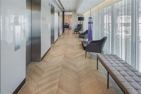 CBRE Offices, London   Havwoods Wood Flooring