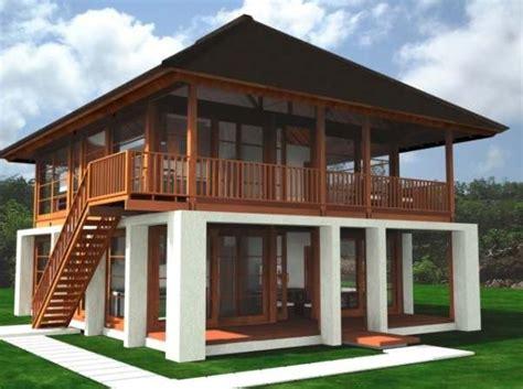 layout rumah kayu rumah kayu minimalis rumah kayu murah