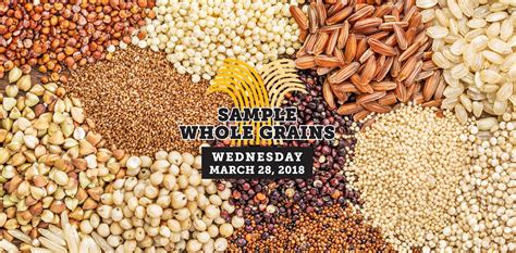 whole grains day whole grain sling day the whole grains council