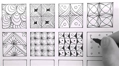 doodle patterns youtube begin here zentangle stylized leon face hand drawn doodle