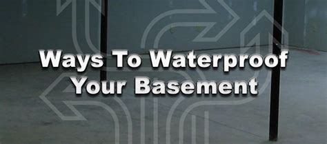 blog basement waterproofing wet basement resolutions