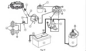 briggs and stratton 8hp wiring diagram need help outdoorking repair forum